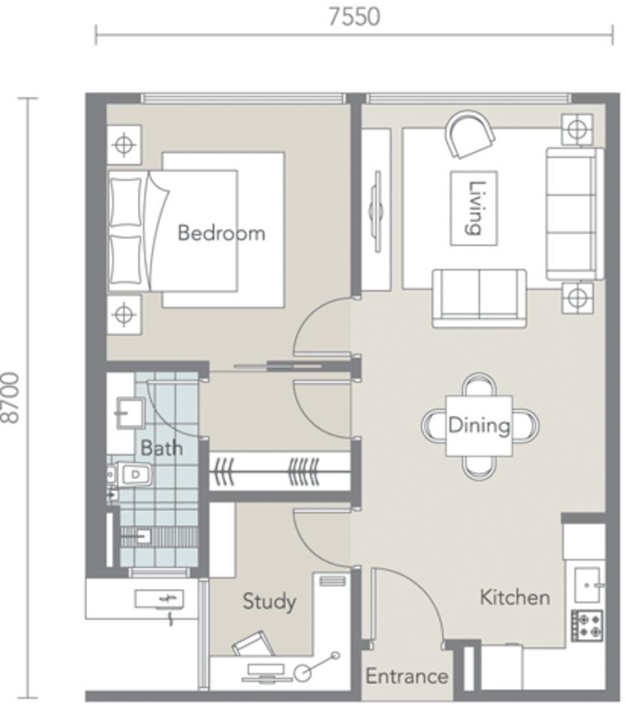 Review for tropicana danga bay danga bay propsocial for Home design johor bahru