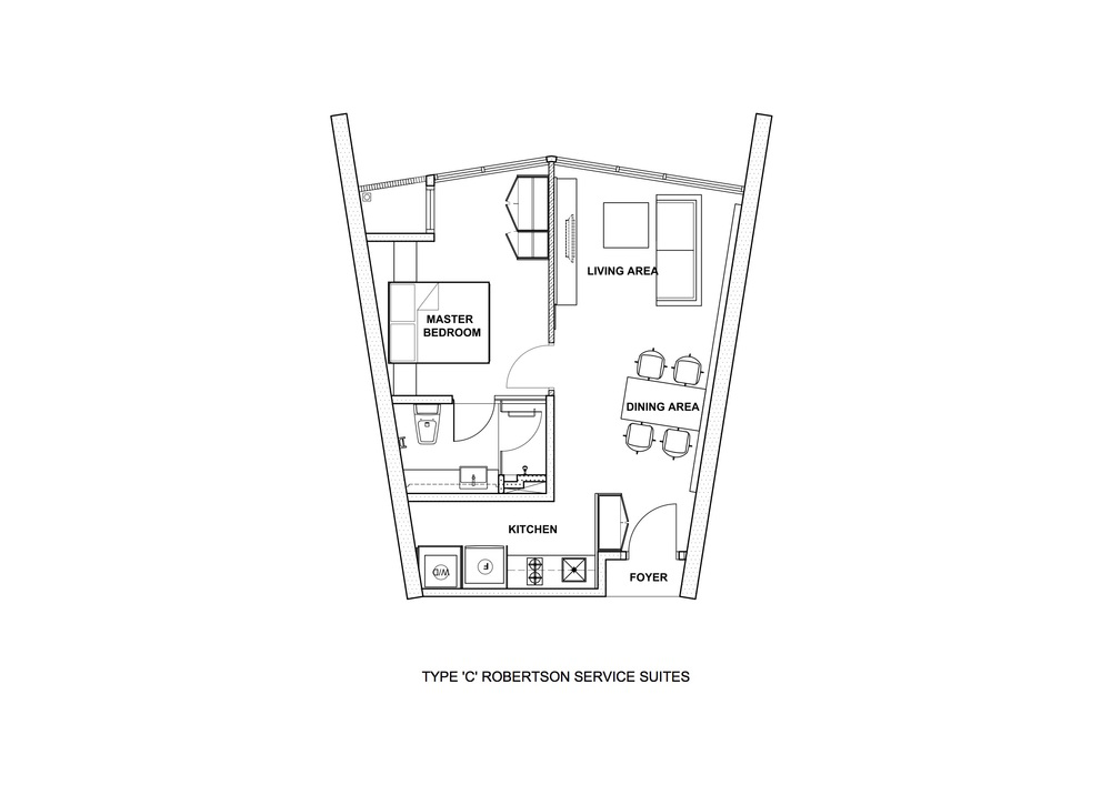 The Robertson Type C Floor Plan