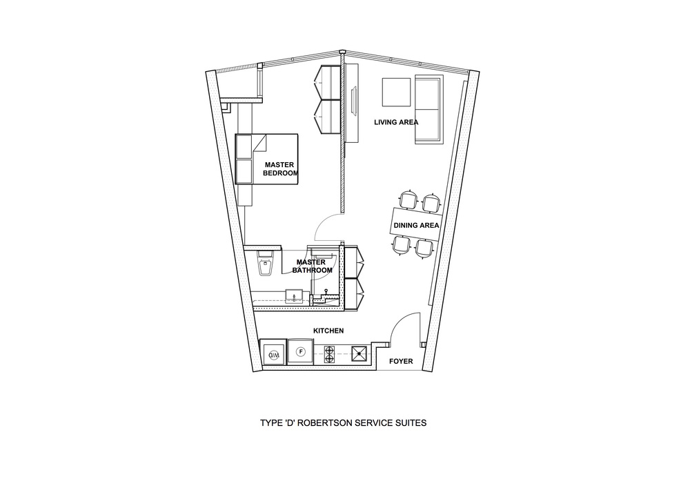 The Robertson Type D Floor Plan