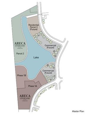 Master Plan of Areca Contempo Homes