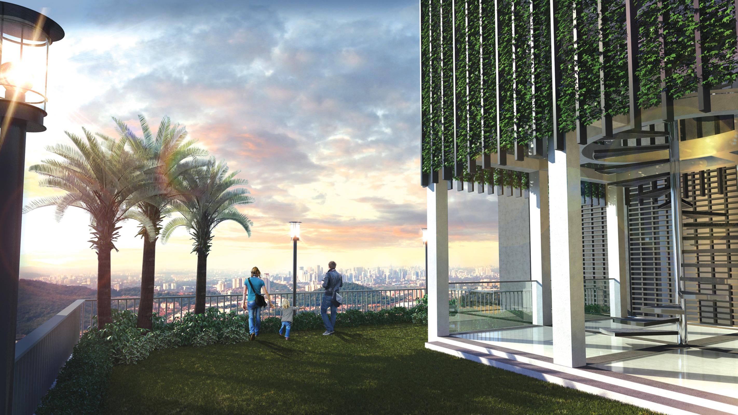 Irdk residences puchong sky garden