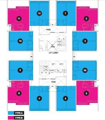 Master Plan of Kanvas
