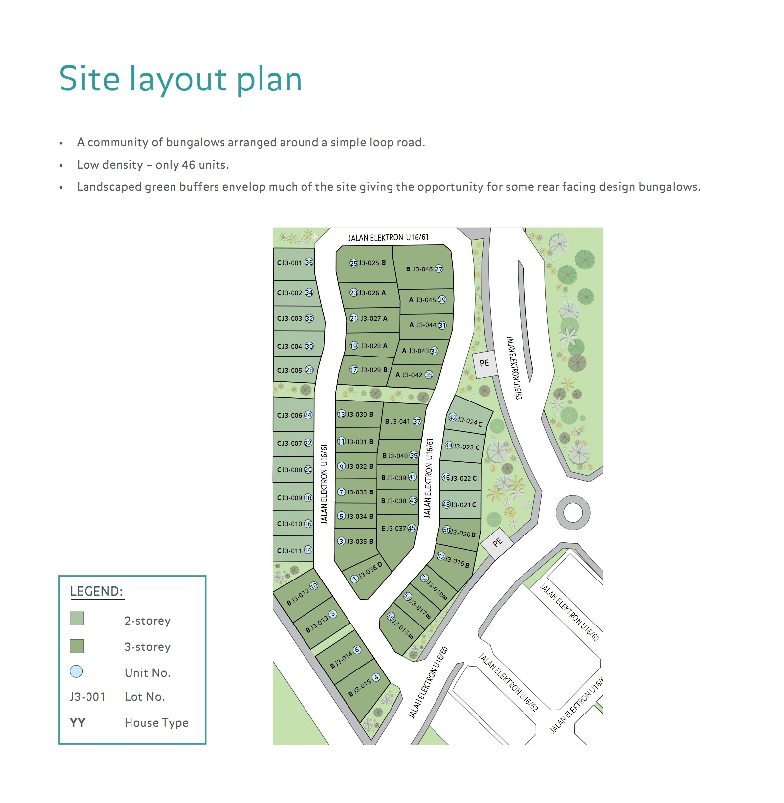 Site Plan Review : Review for astellia denai alam propsocial
