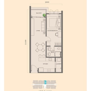 Residency v type a propsocial small
