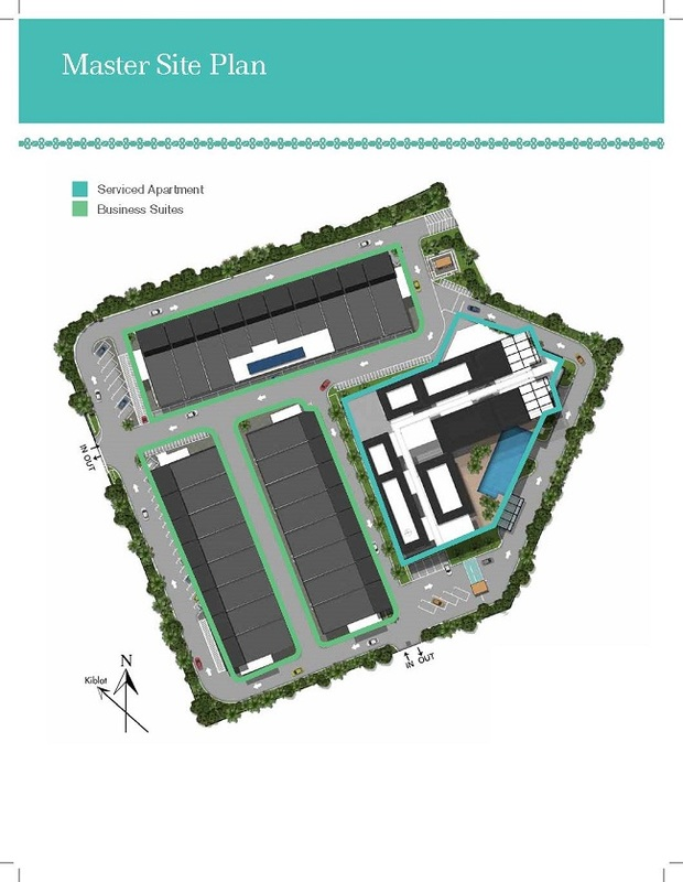 Master Plan of Temasya 8