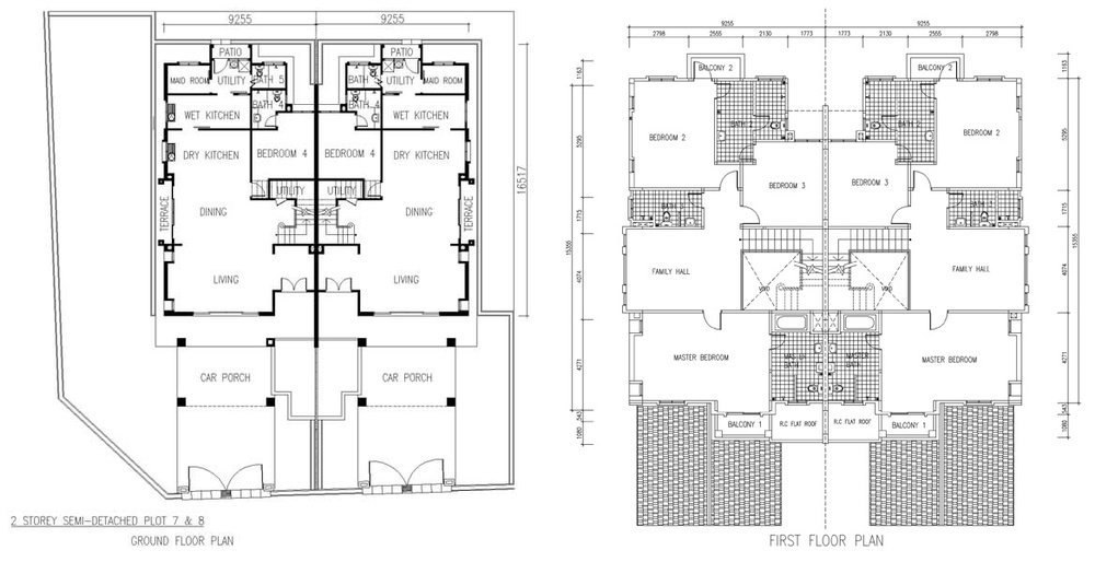 Botanica 3 Carlina Floor Plan