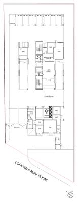 Site Plan of Damai Residence
