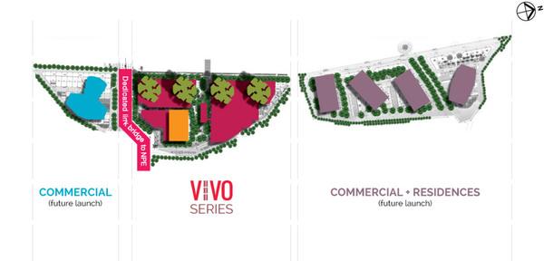 Master Plan of Vivo Residential @ 9 Seputeh