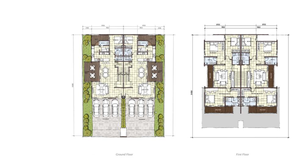 Setia Eco Cascadia Dumont Floor Plan