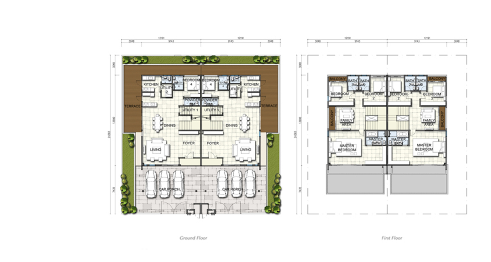 Setia Eco Cascadia Tremont Floor Plan