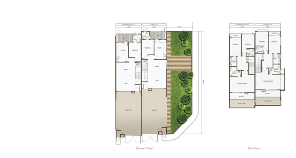 Setia Eco Cascadia Neptune Floor Plan