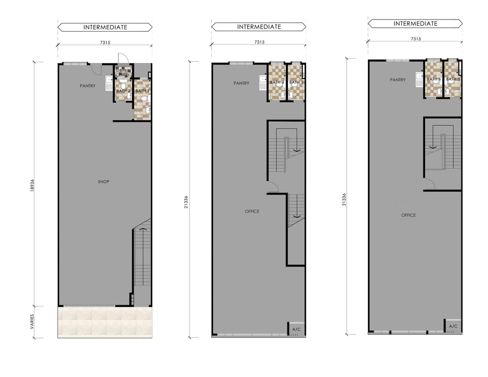 Setia Eco Cascadia Eco Hub Floor Plan