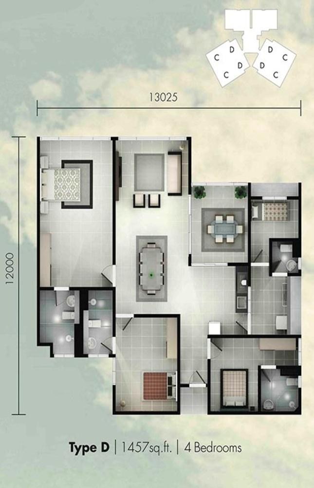 Review For Sky Peak Residences Setia Tropika Propsocial