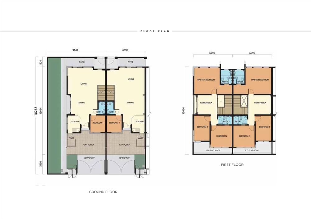 Imperial Jade Jade 1 Floor Plan