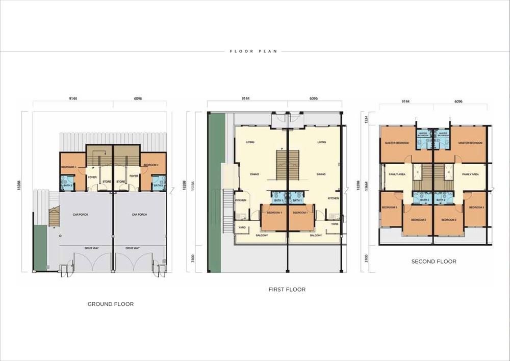 Imperial Jade Jade 2 Floor Plan