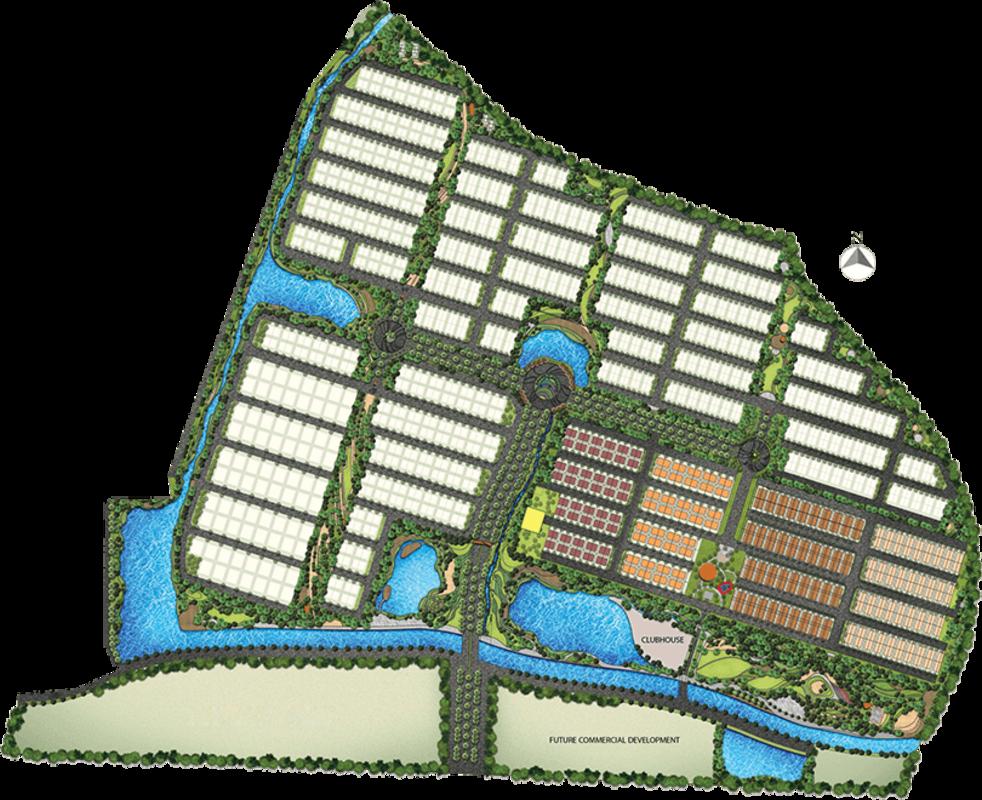Master Plan of Eco Spring