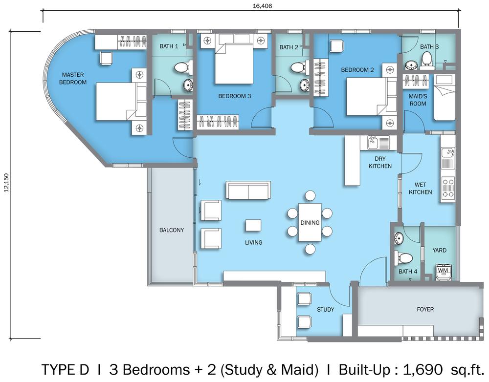 Review for nasa city johor bahru propsocial for Home design johor bahru