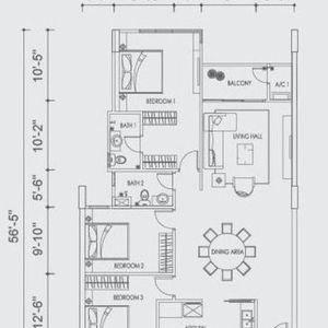 Altus soho shop type d floorplan property propsocial small