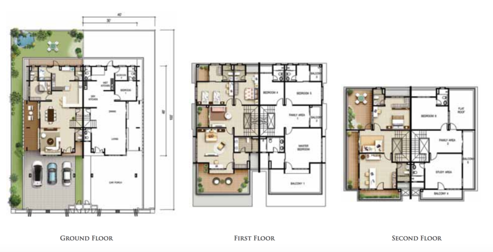 Select floor plans best free home design idea for Select home designs