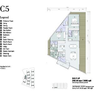 Shorefront condominium type c5 property propsocial small