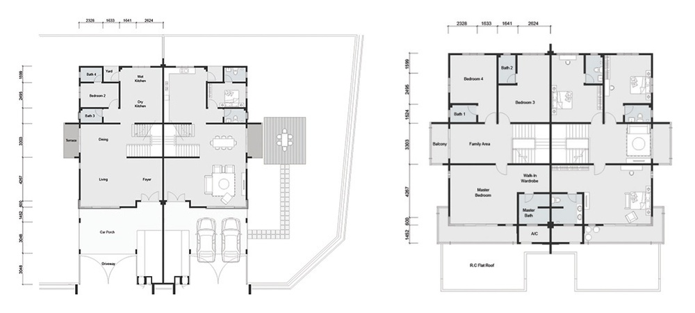 Citra Hill Zeta Park - Type D Floor Plan