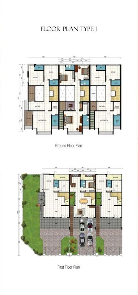 Pearl Pearl 1 Floor Plan