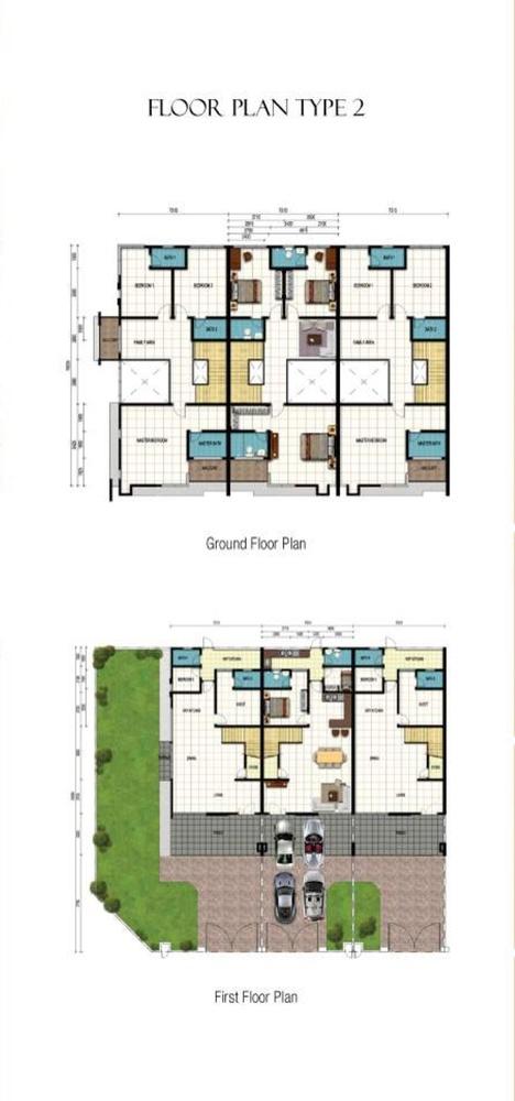 Pearl Pearl 2 Floor Plan