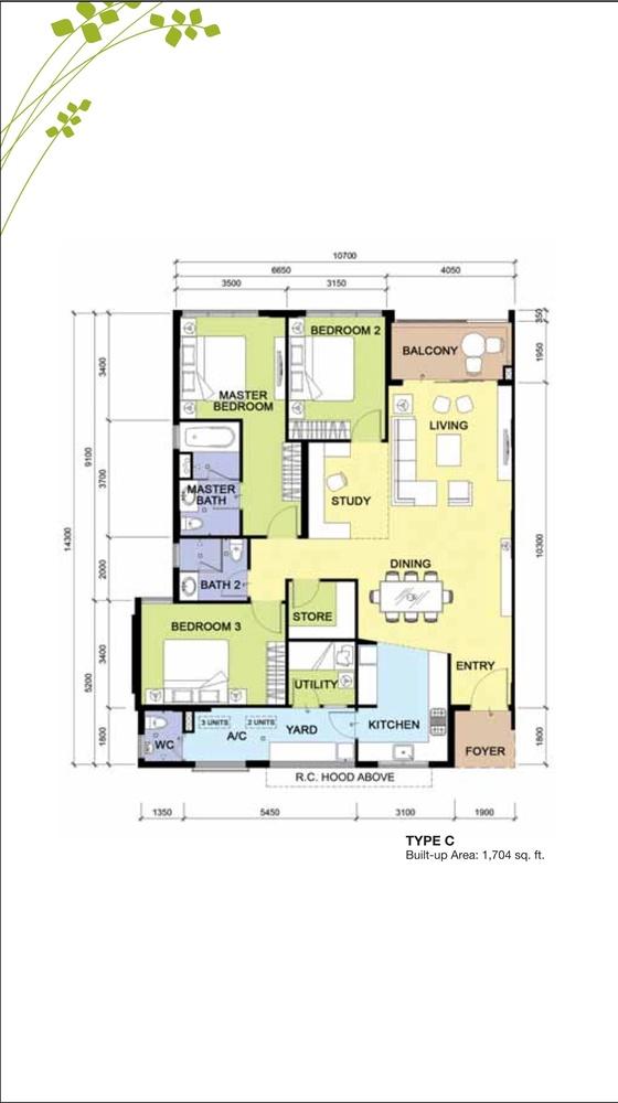 Review for molek pine 3 johor bahru propsocial for Home design johor bahru