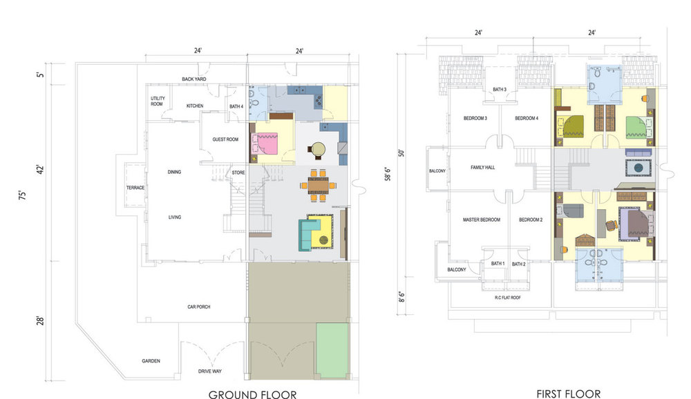 Strand Park Berry Floor Plan