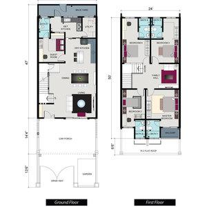 Bandar baru sri klebang house for sale pine park floor plan small