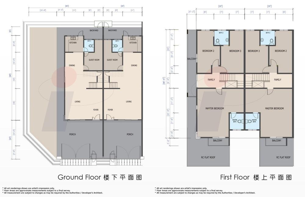 Indra Avenue Indra Avenue Floor Plan