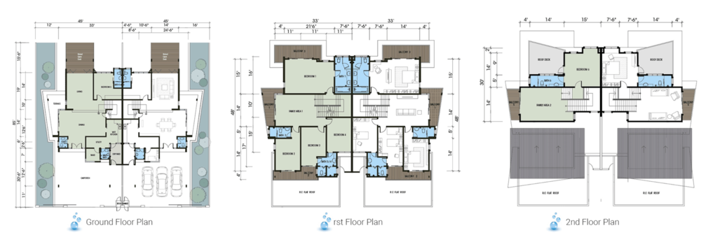 Tiara Lake Park Type 7J Floor Plan