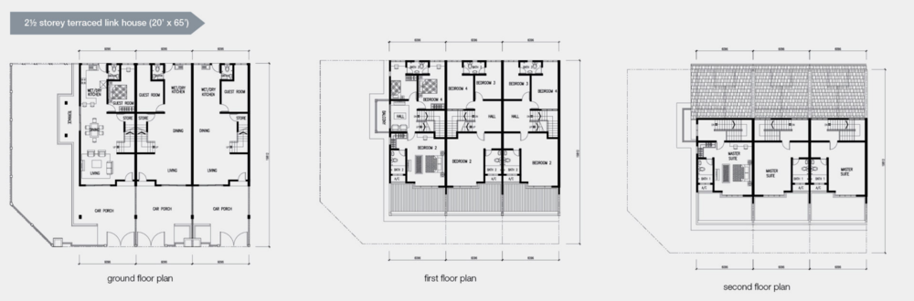 Mutiara Residences Phase 2 Floor Plan