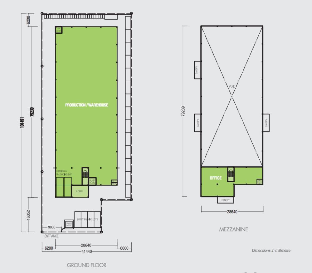Kings Park Type A Floor Plan