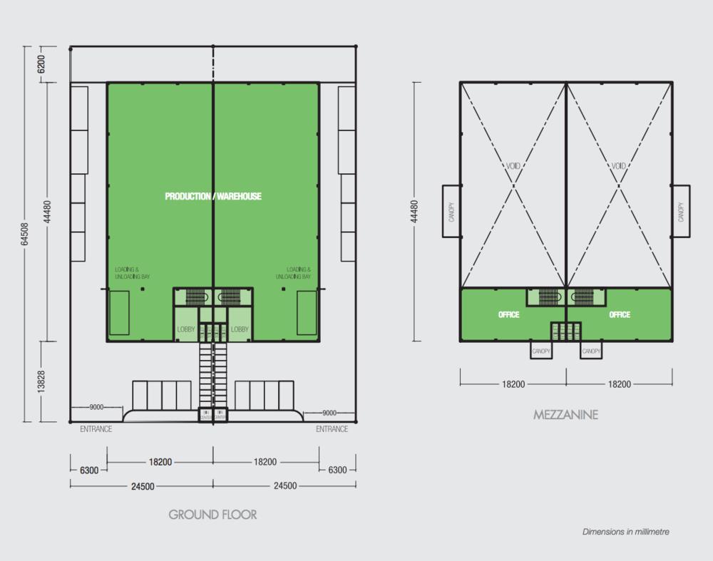 Kings Park Type B Floor Plan