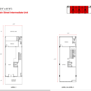 Vervea floorplan type b small