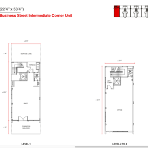 Vervea floorplan type c small