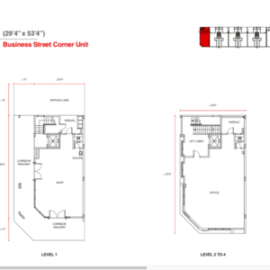 Vervea floorplan type e small
