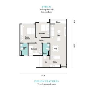 E island lake haven residence type a1 propsocial small