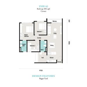 E island lake haven residence type a2 propsocial small