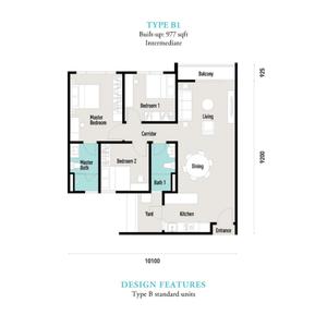 E island lake haven residence type b1 propsocial small