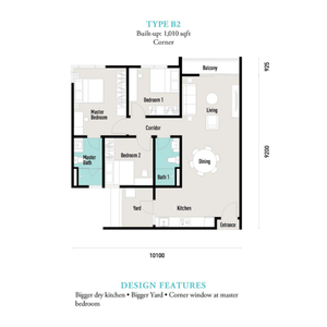 E island lake haven residence type b2 propsocial small