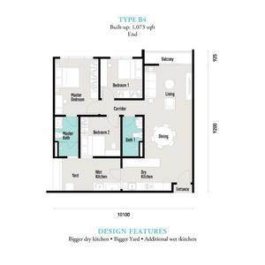 E island lake haven residence type b4 propsocial small