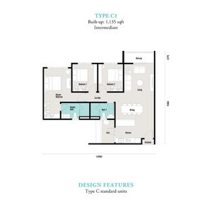 E island lake haven residence type c1 propsocial small