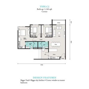 E island lake haven residence type c2 propsocial small