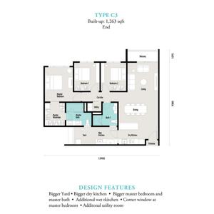 E island lake haven residence type c3 propsocial small