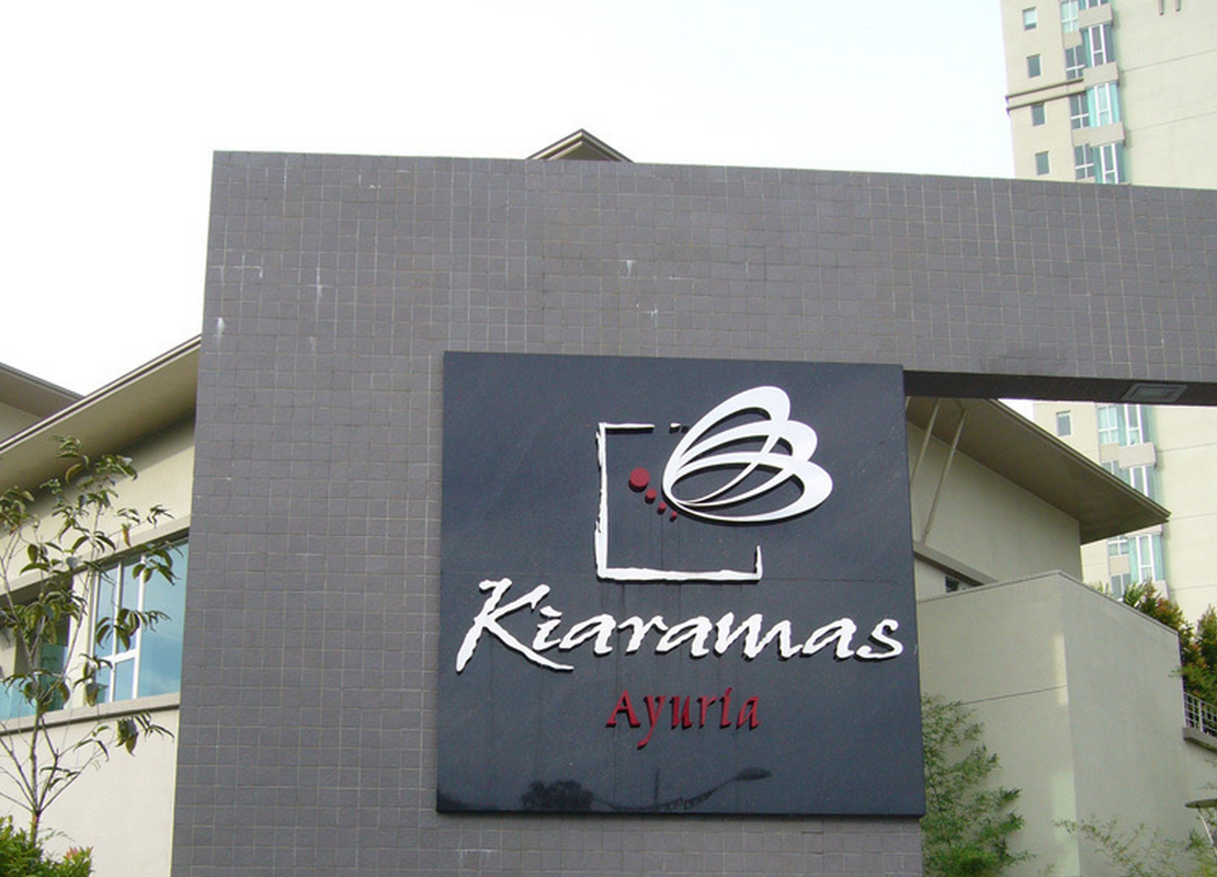 New development in Kiaramas Ayuria, Mont Kiara