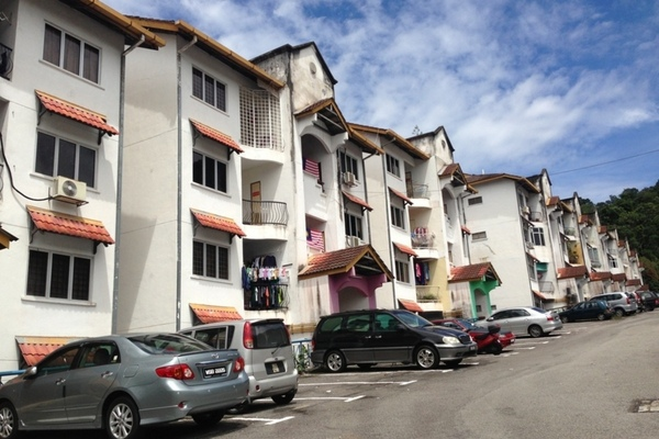 Bukit Mas Apartment's cover picture