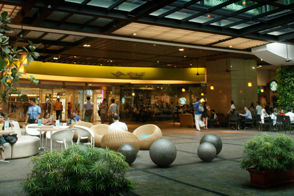 Megamall's cover picture