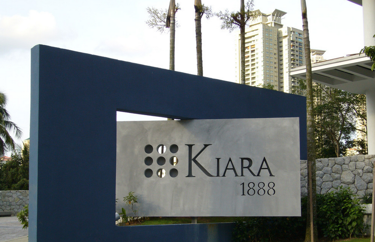 New development in Kiara 1888, Mont Kiara